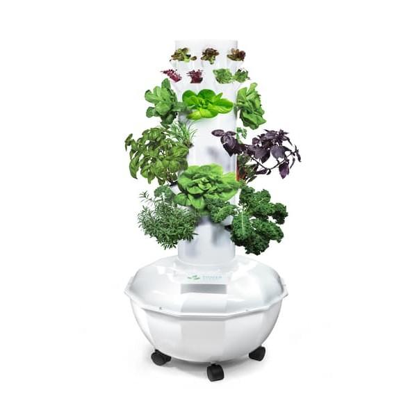 Tower Garden Your Indoor Organic Garden Perfect For Canada