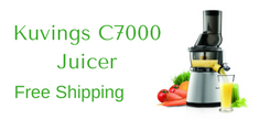 Kuvings C7000 juicer Free Shipping