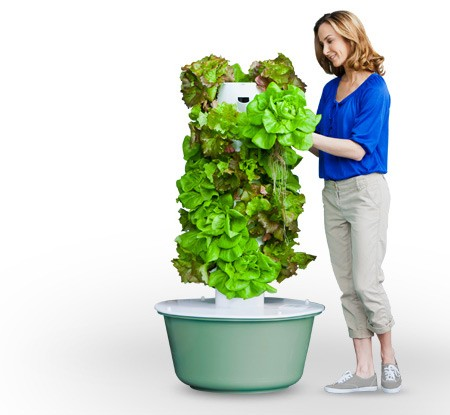 Tower Garden your indoor organic garden at home