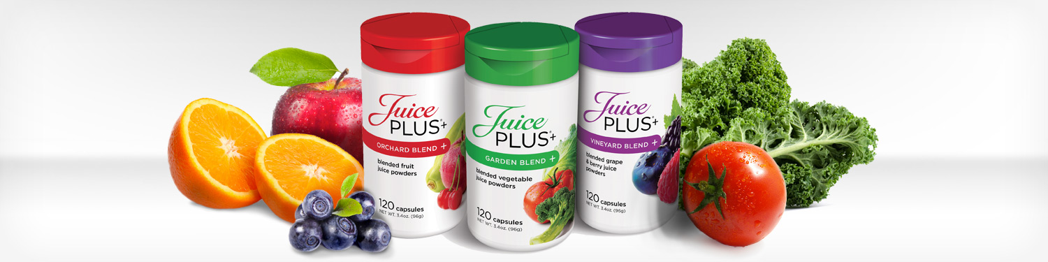 Trio Juice Plus
