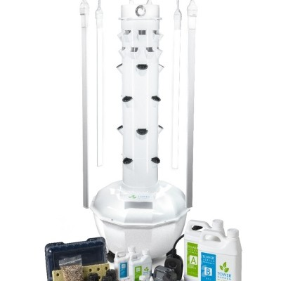 Setting Up Your Tower Garden Home